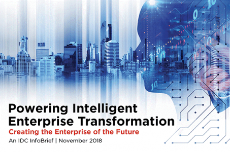 Lenovo IDC InfoBrief: Powering Intelligent Enterprise Transformation