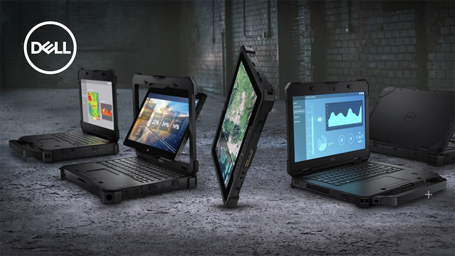 Dell Latitude Rugged family - Productivity never looked so tough