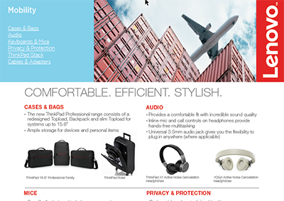 Lenovo Mobility Solutions