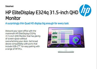 EltiteDisplay E324q 31.5-inch QHD Montior