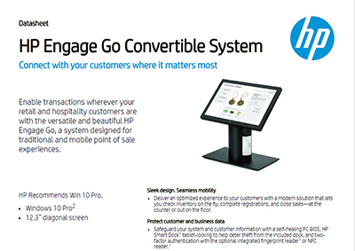 Engage Go Convertible System
