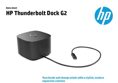 Thunderbolt Dock G2