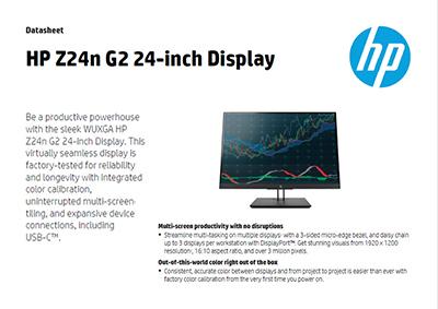 Z24n G2 24-inch Display