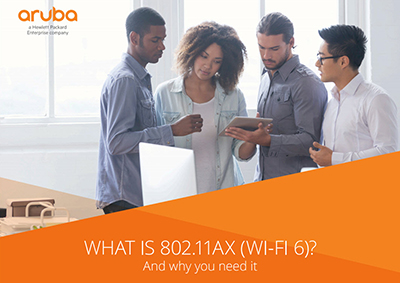 eBook: What is 802.11AX (Wi-Fi 6)? And why you need it