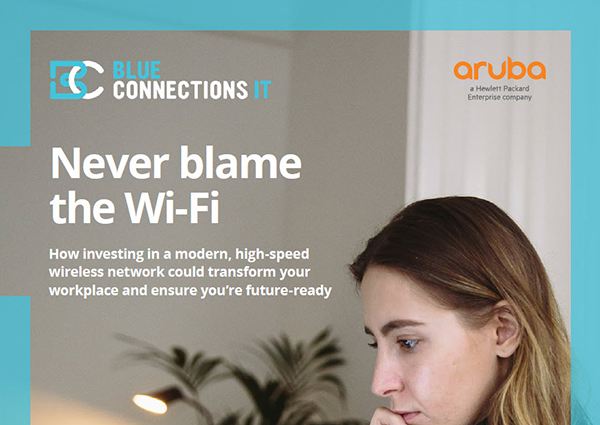 eBook: Never blame the Wi-Fi