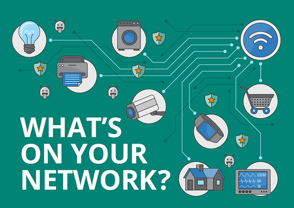 Infographic: What's on your network?