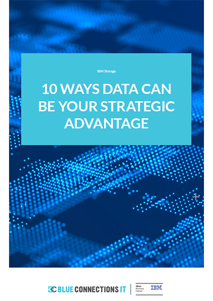 10 Ways Data Can Be Your Strategic Advantage