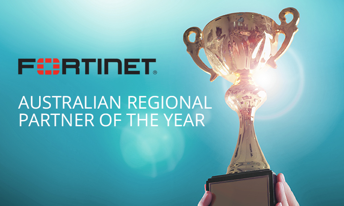 Blue Connections awarded Fortinet's Australian Regional Partner of the Year
