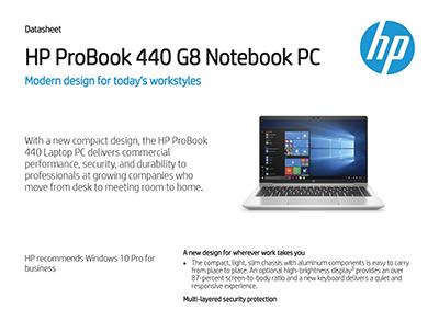 HP ProBook 440 G8 Notebook